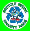 Logo for Recycle Reuse Charity Trail Race