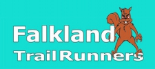 Logo for Falkland Hill Trail Race