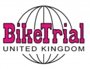 Logo for British BikeTrial Championship 2019