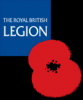 Logo for Virtual Poppy Event- The Royal British Legion