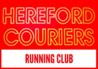 Logo for Hereford Couriers Christmas 10k Road Race 2020