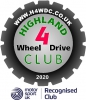 Logo for Highland 4 Wheel Drive Club Limited