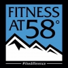 Logo for Fitnessat58degrees Virtual 5K!